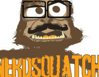 Sasquatch T-shirt Design for a Tagless Threads Customer