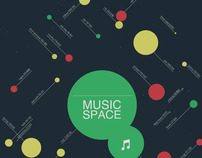 music space infographic