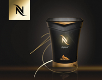 Packaging Yogurt Nespresso