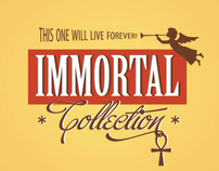 The Immortal Collection by Sekunda Glue