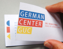 Corporate Identity, German Center GUC