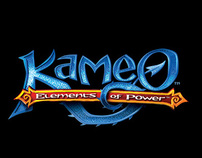 XBOX 360 - Kameo Elements of Power Microsite