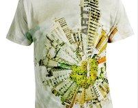 T-shirts project art