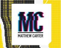 The Matthew Carter Exhibit