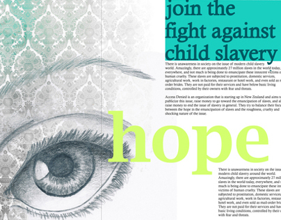 Fight Against Child Slavery