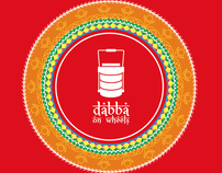 Dabba on Wheels.
