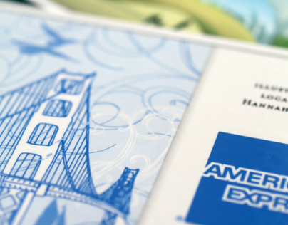 American Express Iconic POP