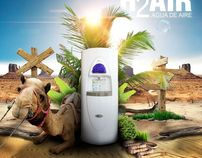 H2AIR // Water Machine