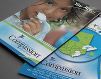 Compassion Brochure Design
