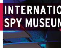 International Spy Museum NYC Rack Card
