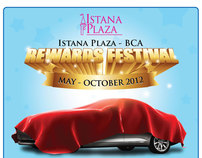Istana Plaza Rewards Festival