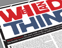 Publication: Rolling Stone, Scott Weiland feature story