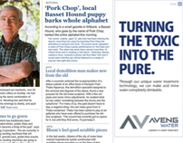 The Aveng Group - News Purifier