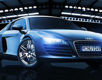 Audi R8 - CGI Visualisations
