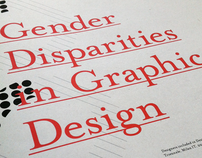 Gender Disparities in Graphic Design