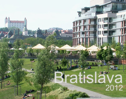 City Bratislava 2012 - short movie