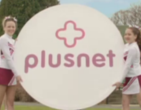 Plusnet - Brass Band