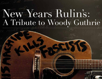 New Year's Rulin's: A Tribute to Woody Guthrie