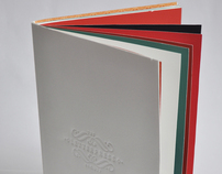 Annual Report - Letterpress