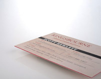 Kingsbourne business cards