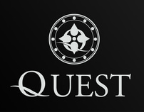 Logo Quest Pop & Rock Band