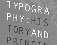 Typography: History and Principles