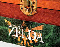 The Legend of Zelda Boxed Set