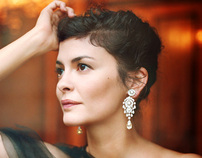 Glass Magazine – Faith – Audrey Tautou