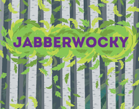 Jabberwocky Book Cover