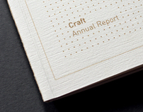 Annual report - Craft Victoria