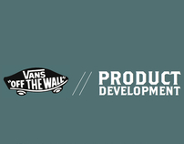 VANS // Product Development