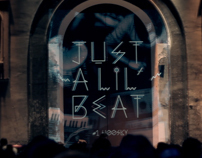 Just a lilbeat #1 Release Party at the  CAFE A Paris
