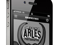 Festival de Photo Arles - Application