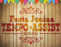 Festa Junina TEMPO ASSIST