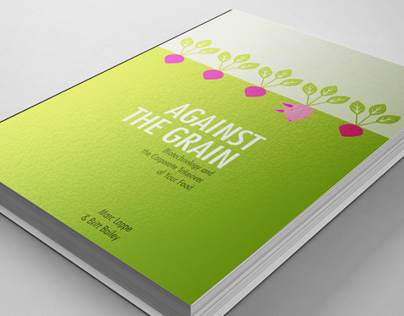 Against the Grain Book Cover