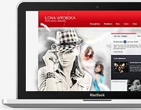 Ilona Wrońska Official Website