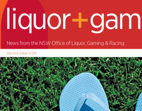 Office of Liquor, Gaming, & Racing Magazine
