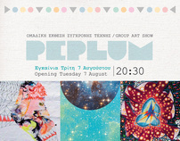 PEPLUM / Group Art Exhibition