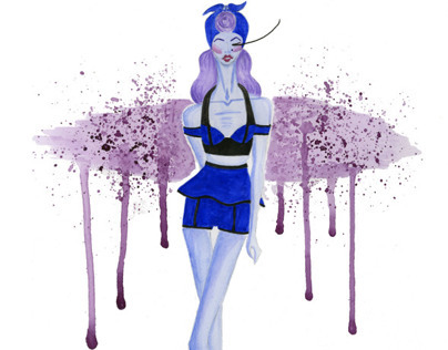Fashion Illustraton