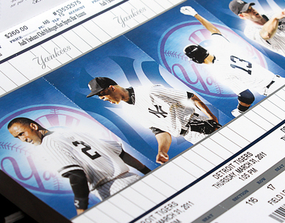 New York Yankees 2011 Season Tickets