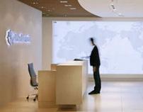 Medtronic Asia Pacific Headquarters Interior Branding