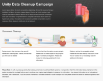 Data Clean Up Webpage