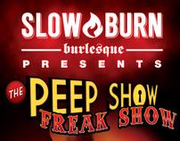 Slow Burn: Peepshow Freakshow 2011