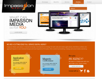 100 Templates, Web Designs, home page designs