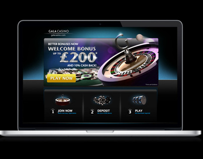 Gala Casino Landing Pages