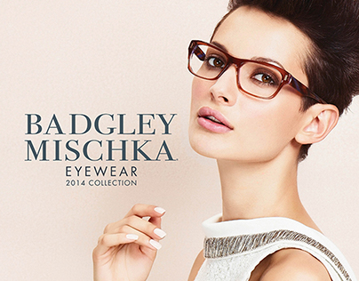 Badgley Mischka Advertising