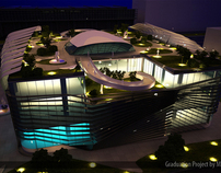 Multi Function Center ( graduation project )