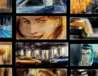 cool storyboards