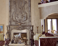 Custom Design/ Architectural and Decorative Sculpture