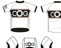 COG Magazine | Cycling Jersey Design | 2012